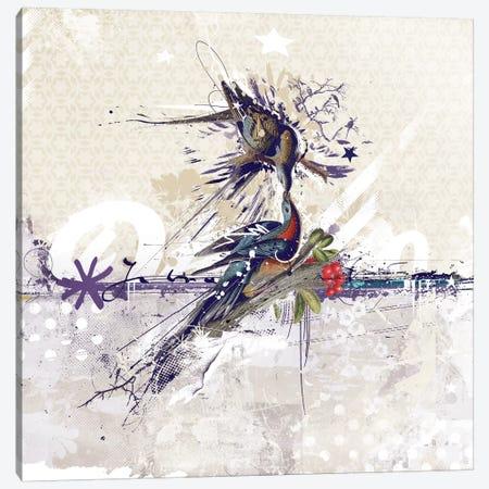 Salto Sharing Canvas Print #TEI34} by Teis Albers Canvas Wall Art
