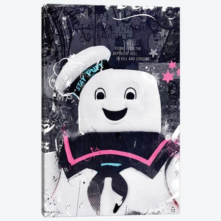 Staypuft Canvas Print #TEI37} by Teis Albers Canvas Artwork