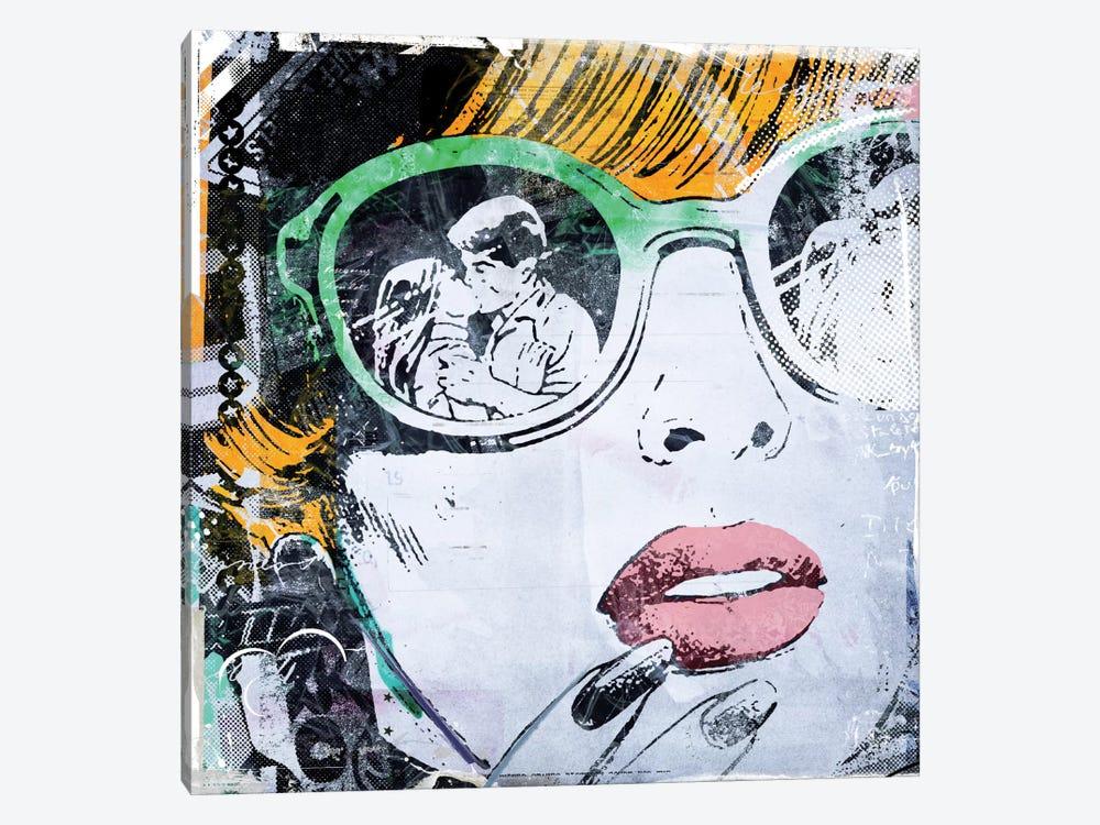 Wondering by Teis Albers 1-piece Canvas Art Print