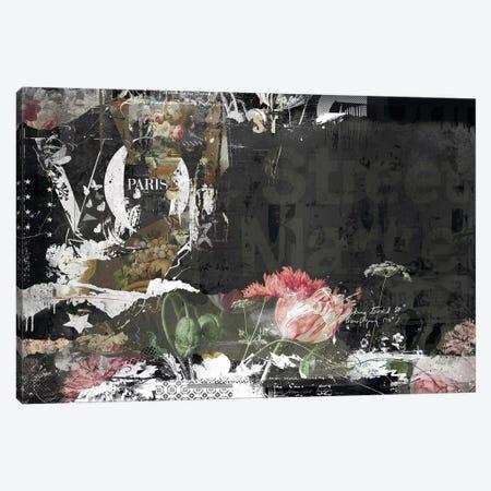 Les Fleurs de Paris Canvas Print #TEI53} by Teis Albers Canvas Print