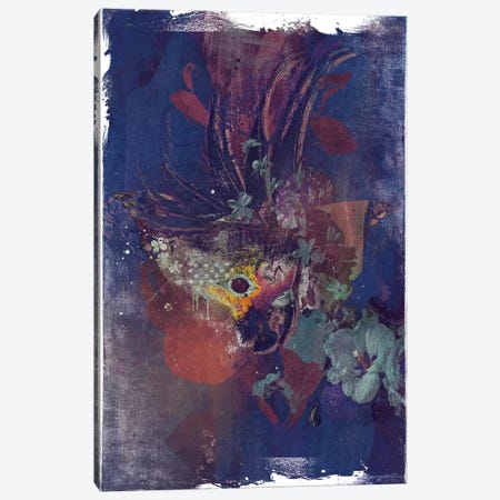 Parrotism Canvas Print #TEI67} by Teis Albers Canvas Art Print