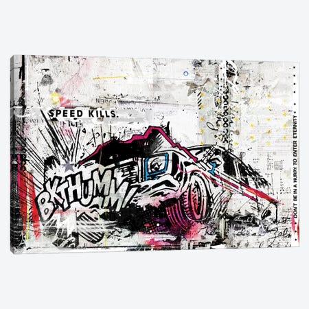 BKTHUMM! Canvas Print #TEI6} by Teis Albers Canvas Wall Art