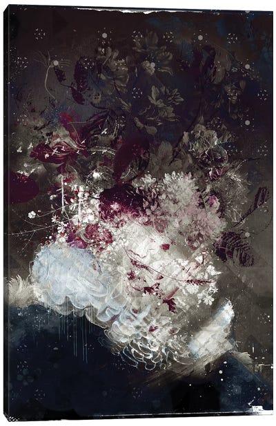 Flora Collar II Canvas Art Print