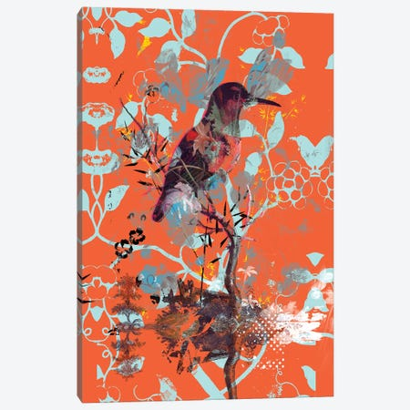 All Tangled Up Canvas Print #TEI76} by Teis Albers Canvas Wall Art