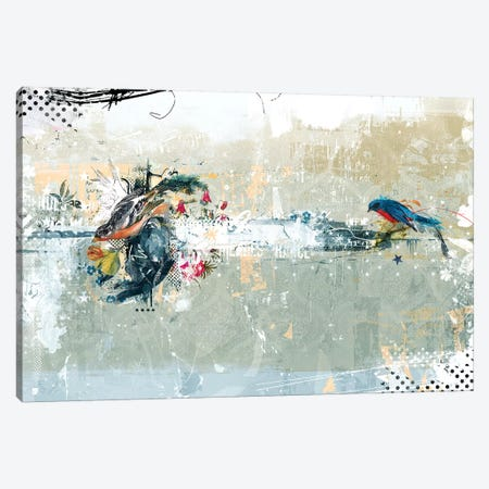 Birdalicious Canvas Print #TEI79} by Teis Albers Canvas Art Print