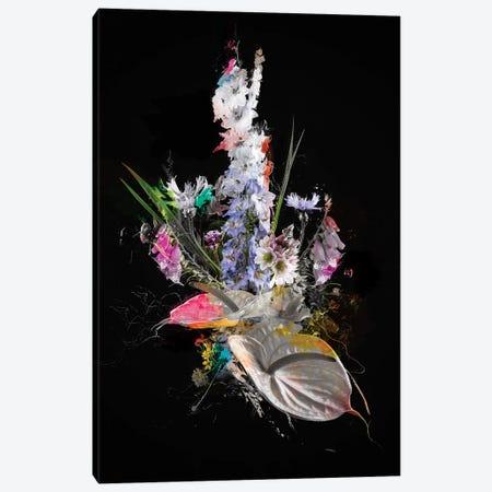 Bouquet XIV 3-Piece Canvas #TEI87} by Teis Albers Canvas Art Print