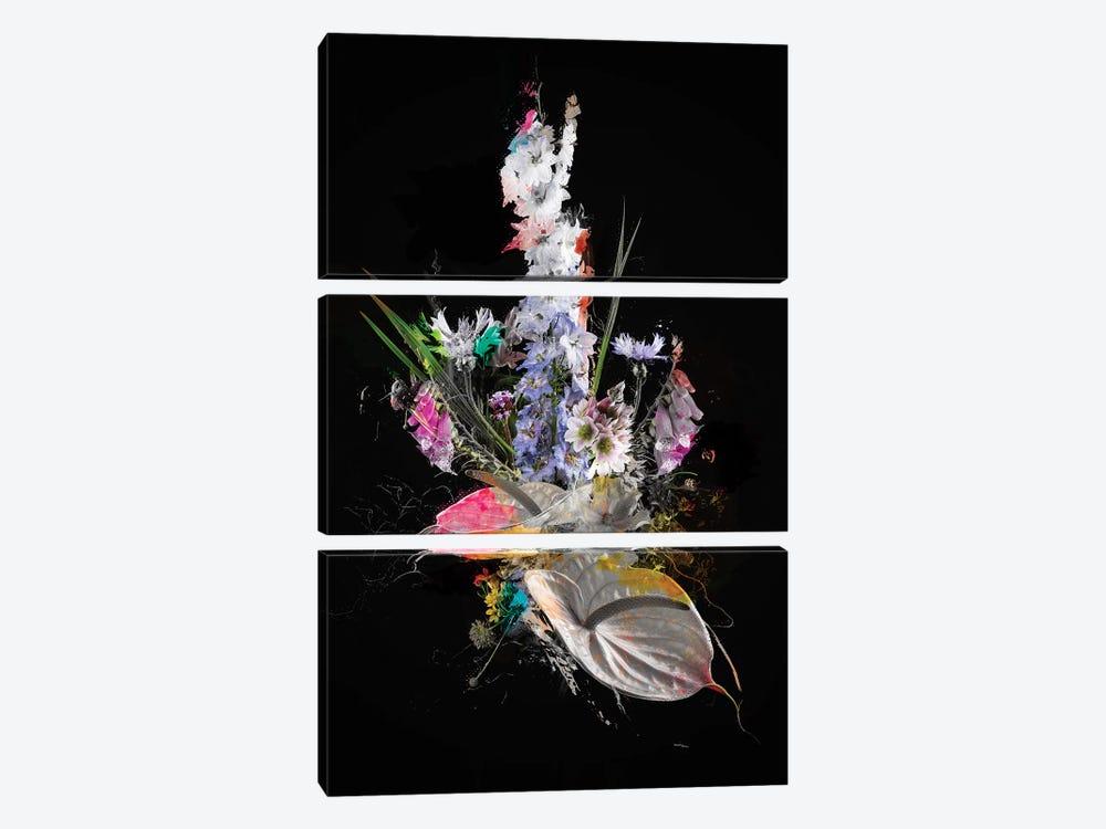Bouquet XIV by Teis Albers 3-piece Art Print