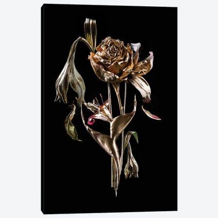 Bouquet XIX 3-Piece Canvas #TEI90} by Teis Albers Canvas Print