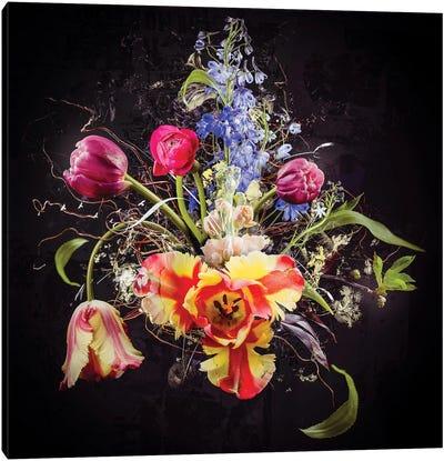 Easter Bouquet Canvas Art Print