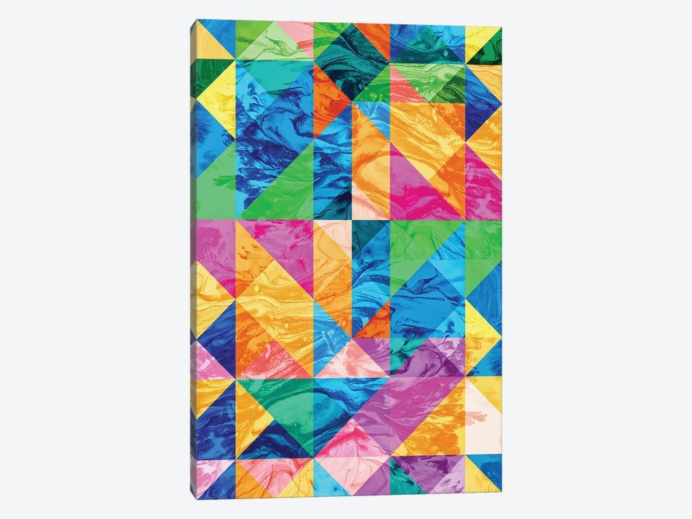 Pattern IX by Tenyo Marchev 1-piece Canvas Wall Art