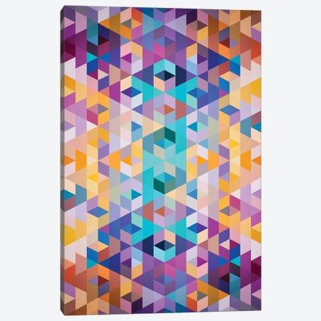 Pattern XI Canvas Print #TEM103} by Tenyo Marchev Canvas Art