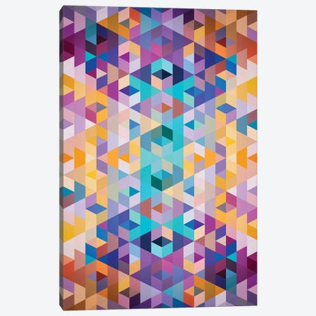 Pattern XI Canvas Print #TEM103} by Tenyo Marchev Canvas Art