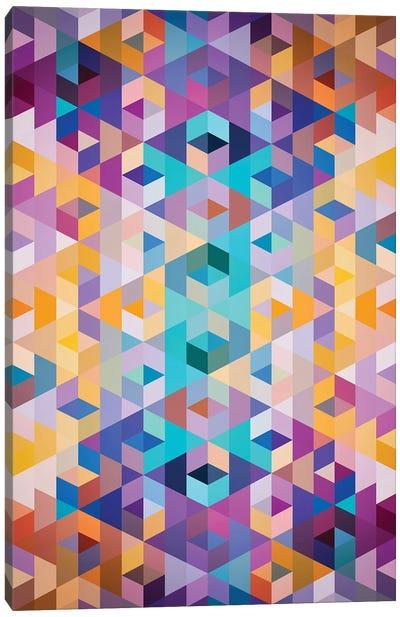 Pattern XI Canvas Art Print