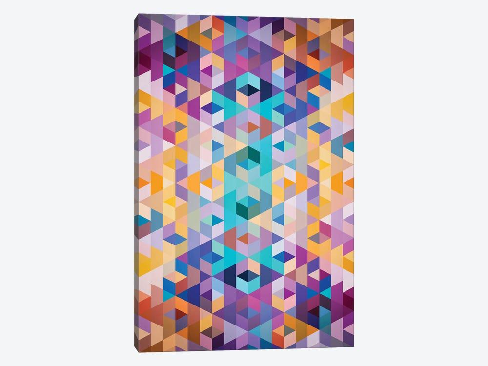 Pattern XI by Tenyo Marchev 1-piece Canvas Artwork