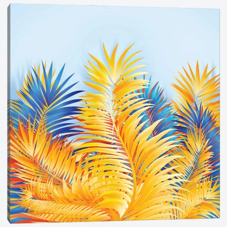 Tropical XI Canvas Print #TEM120} by Tenyo Marchev Canvas Wall Art