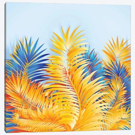 Tropical XI Canvas Print #TEM120} by Tenyo Marchev Canvas Wall Art