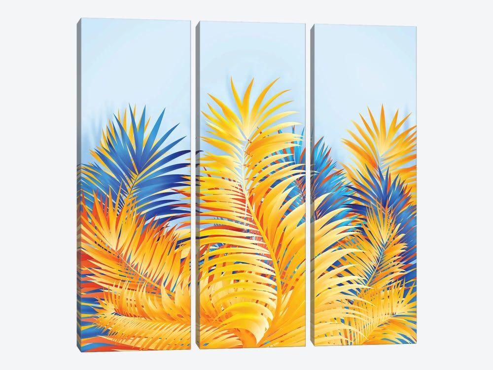 Tropical XI by Tenyo Marchev 3-piece Art Print