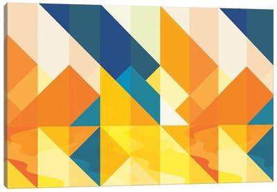 Geometric LI Canvas Art Print