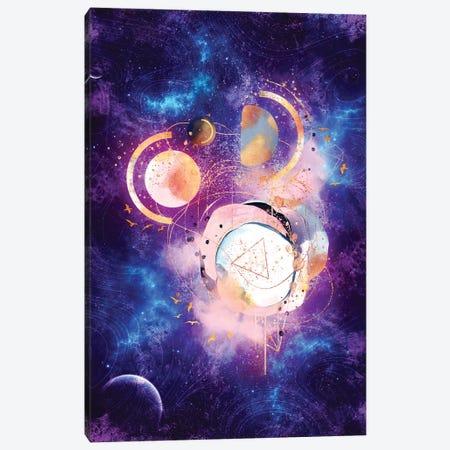 Dream Space Canvas Print #TEM135} by Tenyo Marchev Canvas Wall Art