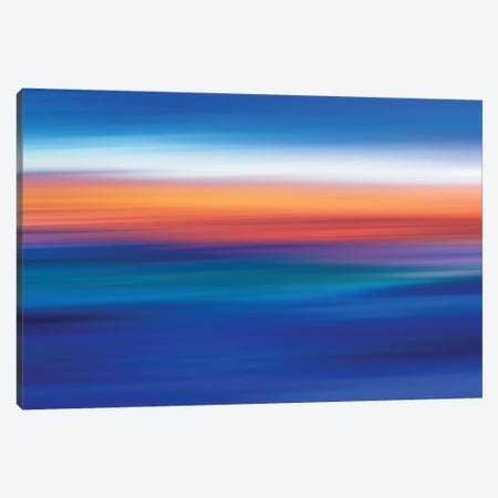 Abstract Movement XXV Canvas Print #TEM149} by Tenyo Marchev Canvas Wall Art
