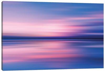 Abstract Sunset III Canvas Art Print
