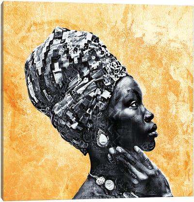 Color Through Culture II Canvas Art Print