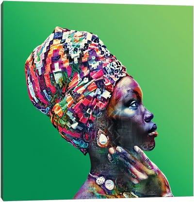 Color Through Culture V Canvas Art Print