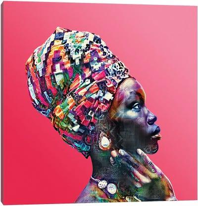 Color Through Culture VII Canvas Art Print