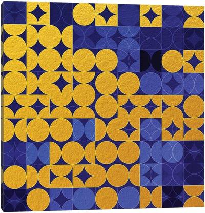 Geometric XIX Canvas Art Print