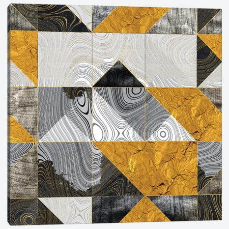 Geometric XXIII Canvas Print #TEM58} by Tenyo Marchev Canvas Print