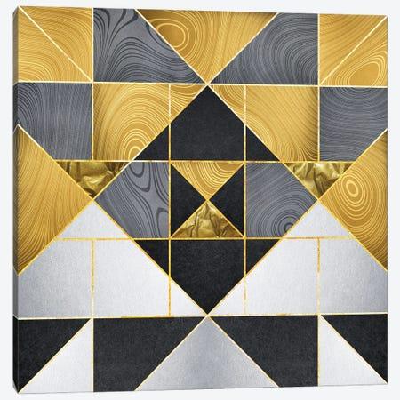 Geometric XXIV Canvas Print #TEM59} by Tenyo Marchev Canvas Art Print