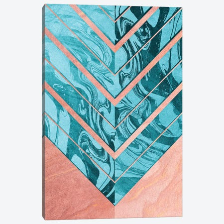 Geometric XXVII Canvas Print #TEM62} by Tenyo Marchev Canvas Wall Art