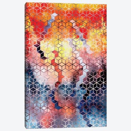 Geometric XXXI Canvas Print #TEM63} by Tenyo Marchev Canvas Wall Art