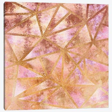 Geometric XXXII Canvas Print #TEM64} by Tenyo Marchev Art Print
