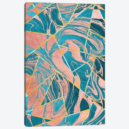 Geometric XXXIV Canvas Print #TEM66} by Tenyo Marchev Canvas Art Print