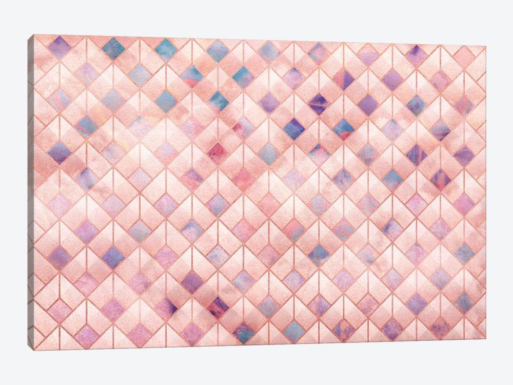 Geometric XXXVI by Tenyo Marchev 1-piece Canvas Artwork