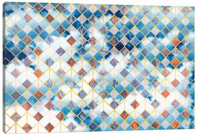 Geometric XXXVII Canvas Art Print
