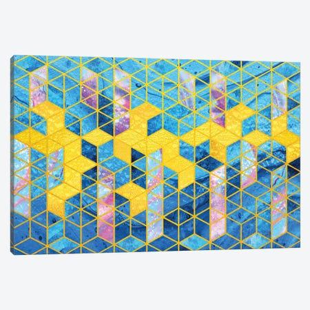 Geometric XXXXII Canvas Print #TEM73} by Tenyo Marchev Canvas Print