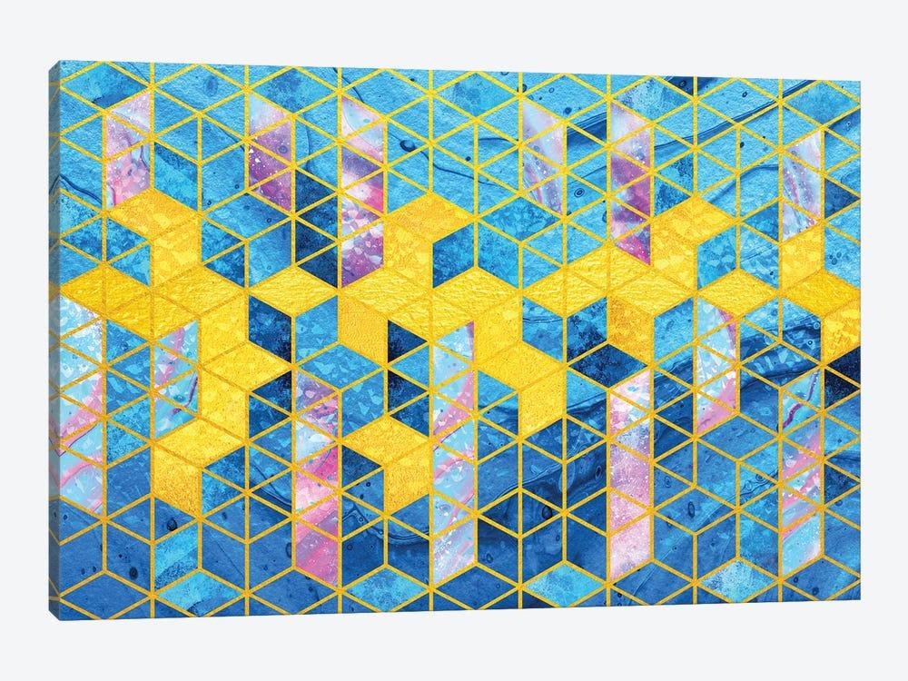 Geometric XXXXII by Tenyo Marchev 1-piece Art Print