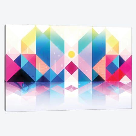 Geometric XXXXIII Canvas Print #TEM74} by Tenyo Marchev Canvas Art