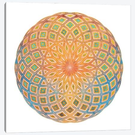 Life Geometry Canvas Print #TEM81} by Tenyo Marchev Canvas Artwork