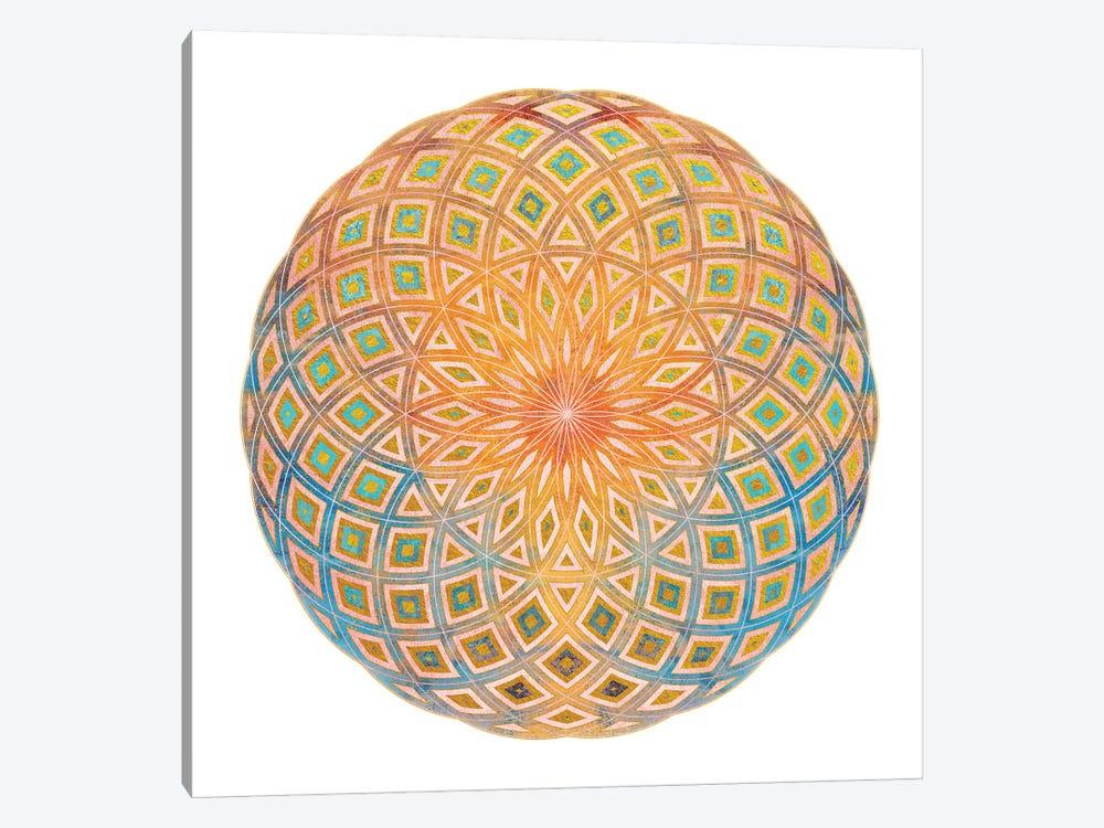 Life Geometry by Tenyo Marchev 1-piece Canvas Artwork