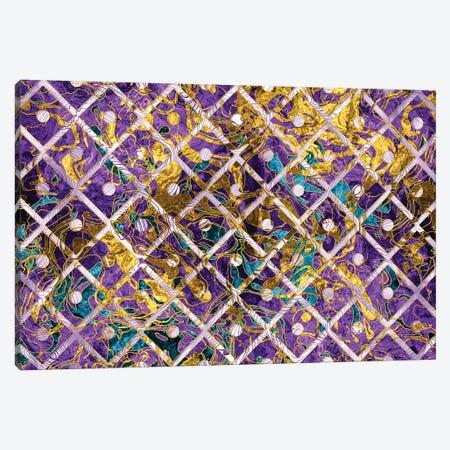 Marble Pattern Canvas Print #TEM86} by Tenyo Marchev Art Print