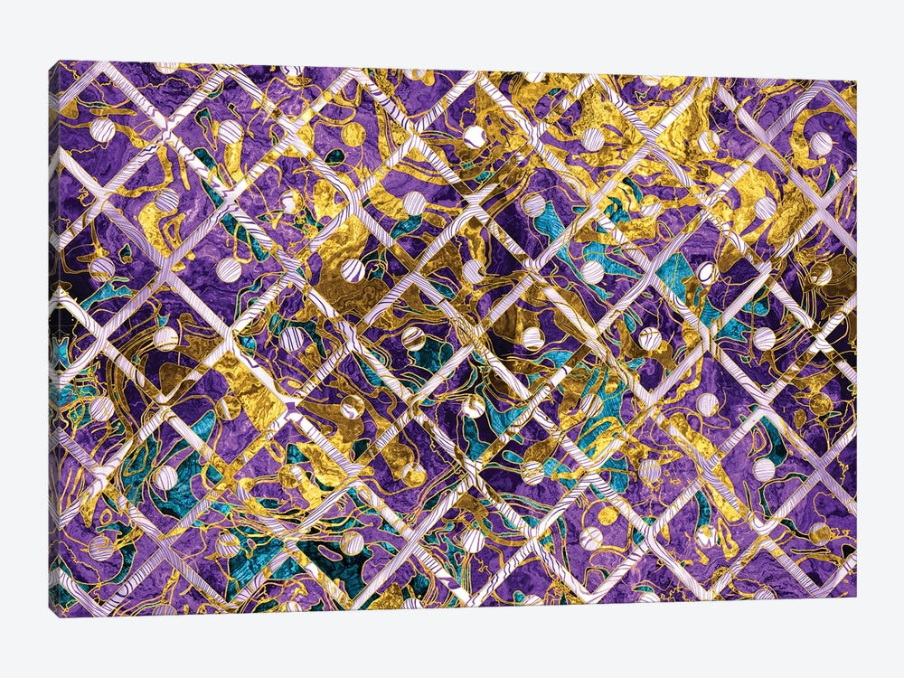 Marble Pattern by Tenyo Marchev 1-piece Art Print