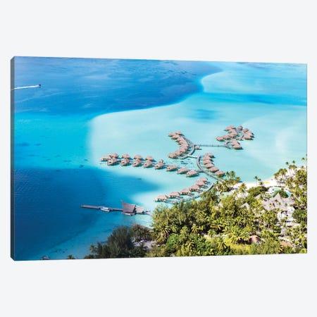Destination Polynesia Canvas Print #TEO1021} by Matteo Colombo Canvas Print