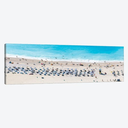 Greek Summer Canvas Print #TEO1030} by Matteo Colombo Canvas Artwork
