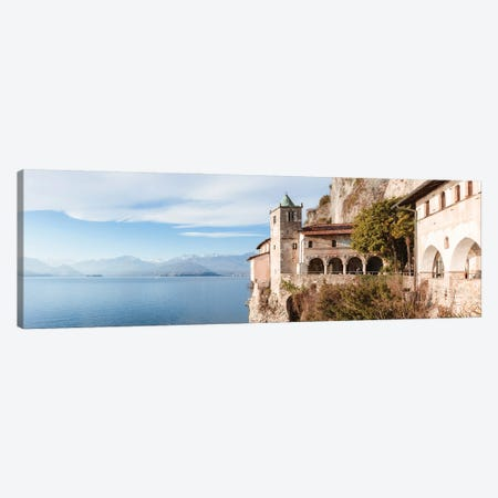 Lake Maggiore, Italy II Canvas Print #TEO1053} by Matteo Colombo Canvas Wall Art