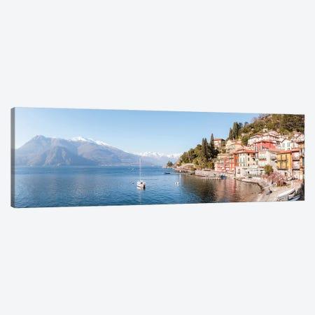 Lake Como, Italy I Canvas Print #TEO1055} by Matteo Colombo Art Print