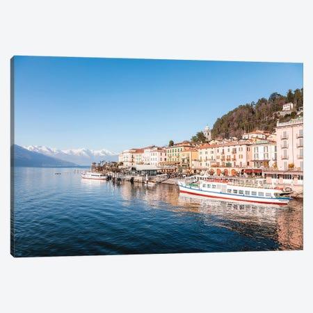 Lake Como, Italy II Canvas Print #TEO1056} by Matteo Colombo Canvas Print