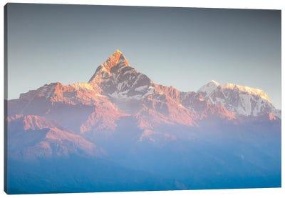 Annapurna Range, Nepal Canvas Art Print